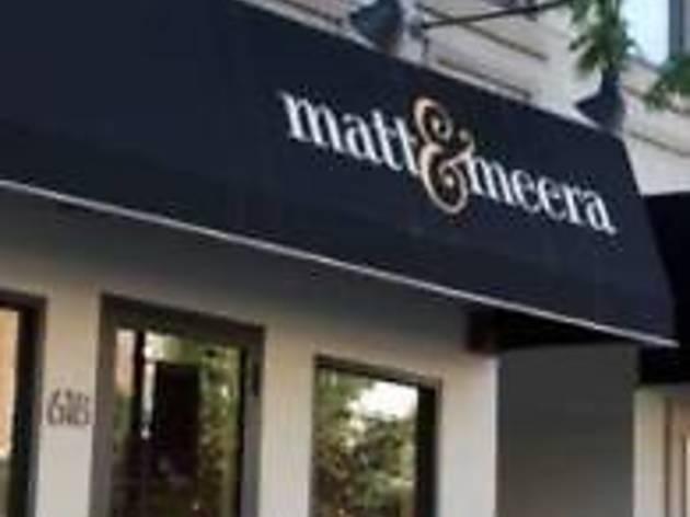 Cafe Matt & Meera