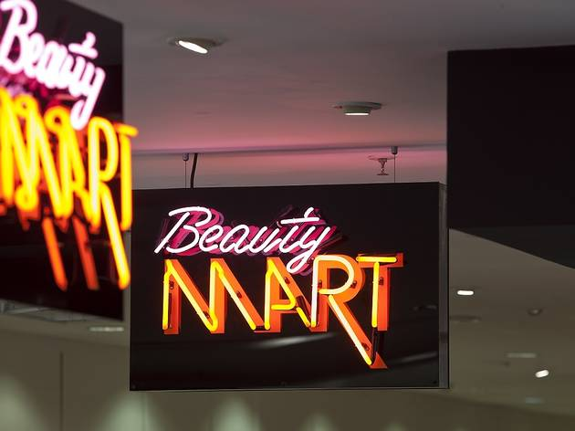BeautyMART pop-up