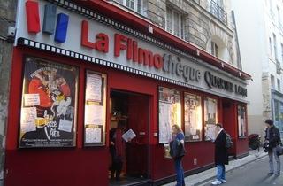 La Filmothèque du Quartier Latin