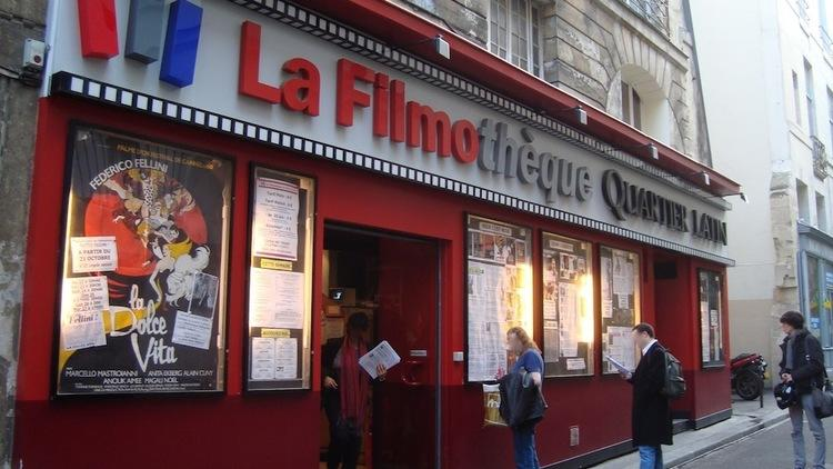 Filmotheque du Quartier latin