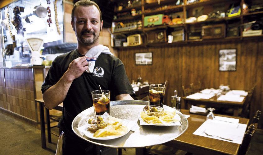 Bar Bodega Pàdua