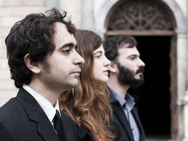 Music Spy Club: Martí Sales