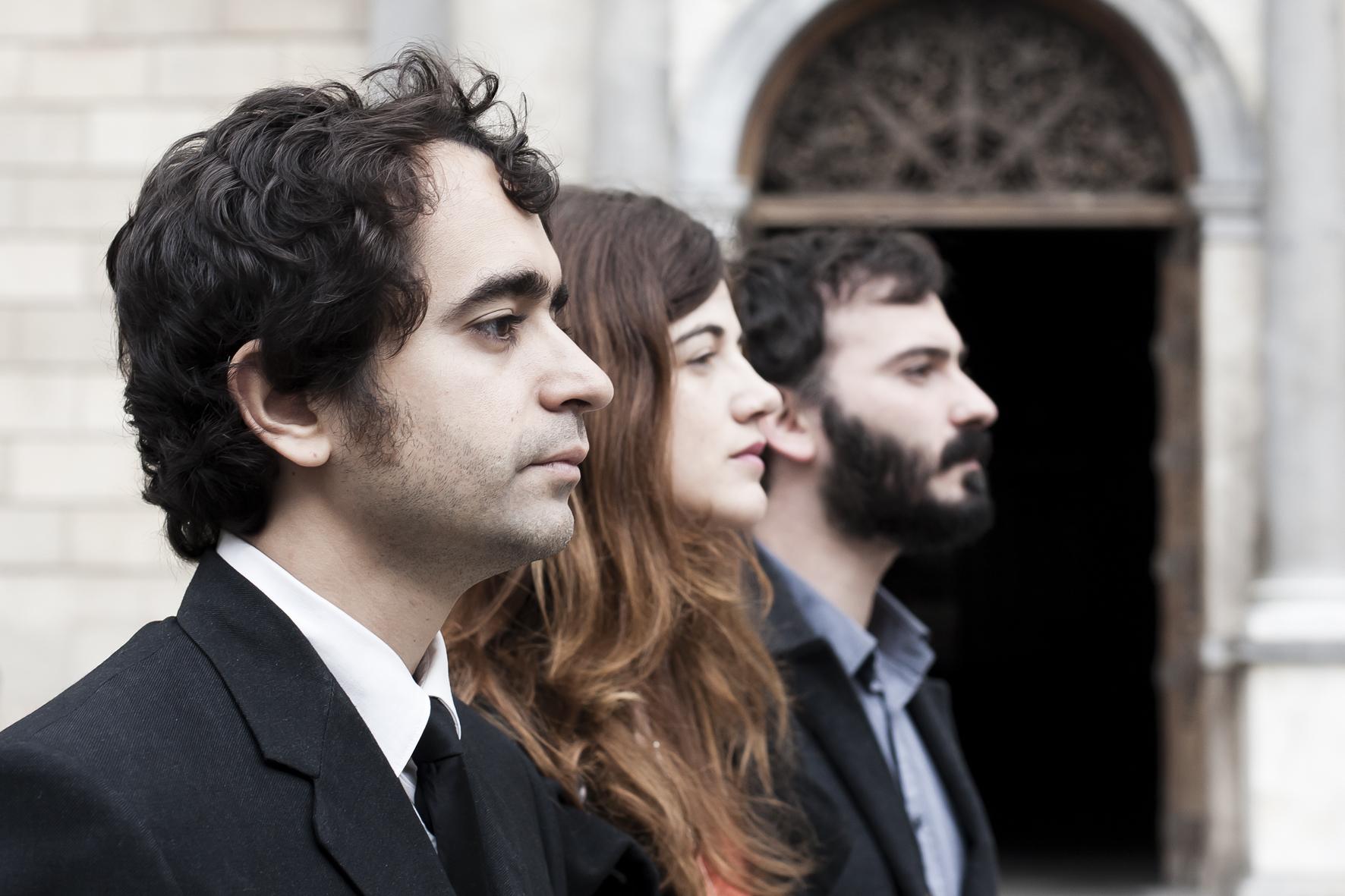 Maria Rodés, Ramón Rodríguez i Martí Sales