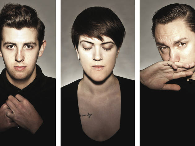 The XX (© Rob Grieg)