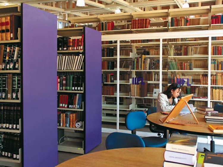 Biblioteca Rubén Bonifaz Nuño