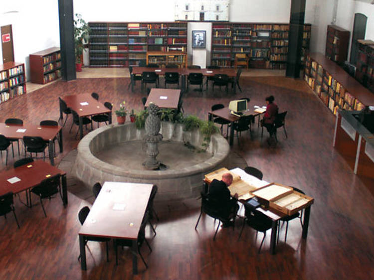 Biblioteca Ignacio Cubas