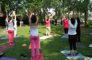Spring Into Yoga Festival