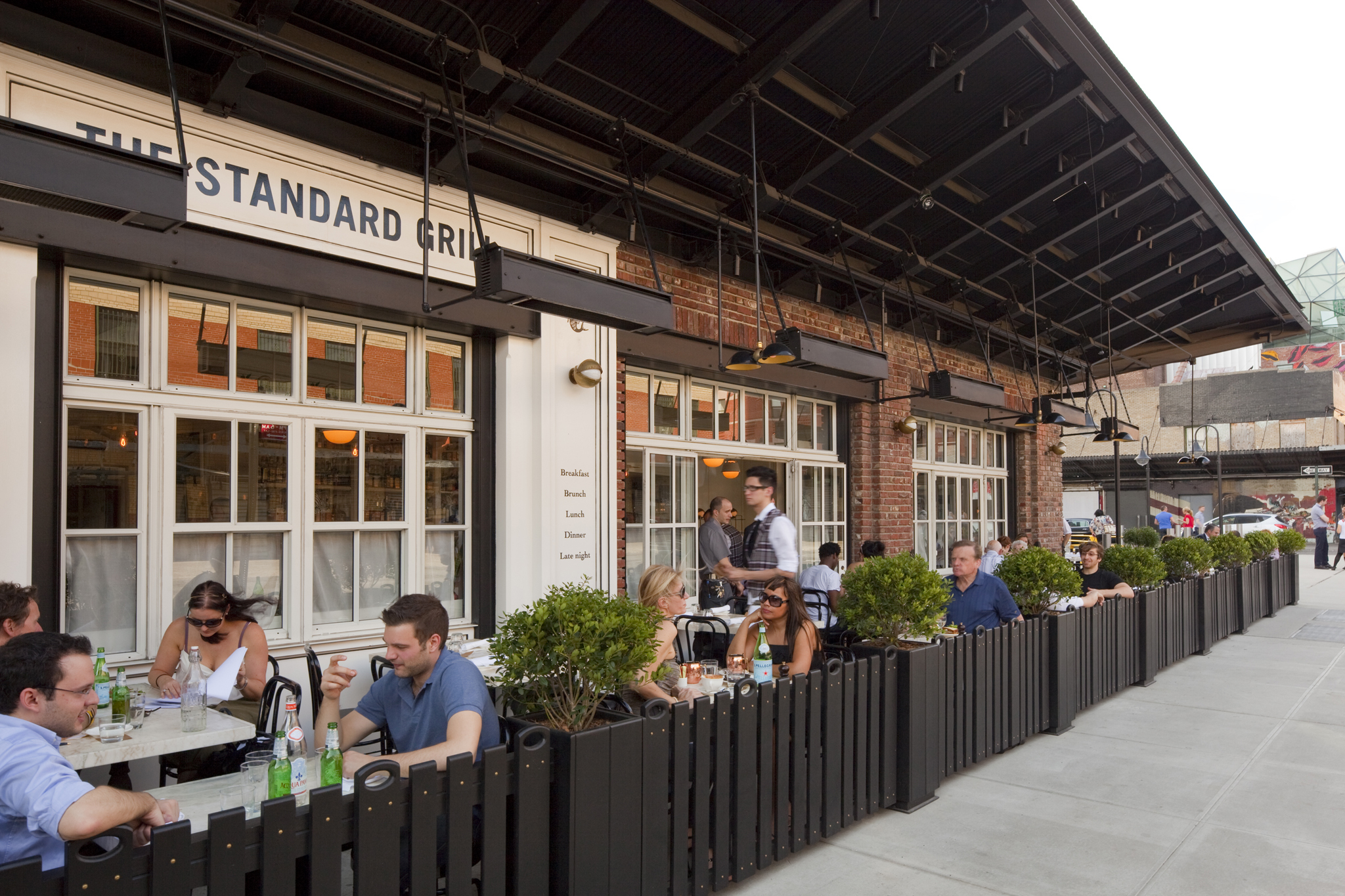 The best outdoor brunch spots in NYC