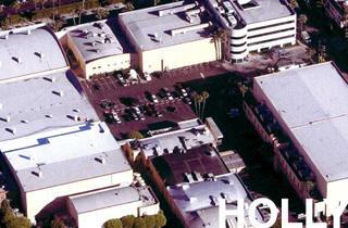 Raleigh Studios Hollywood