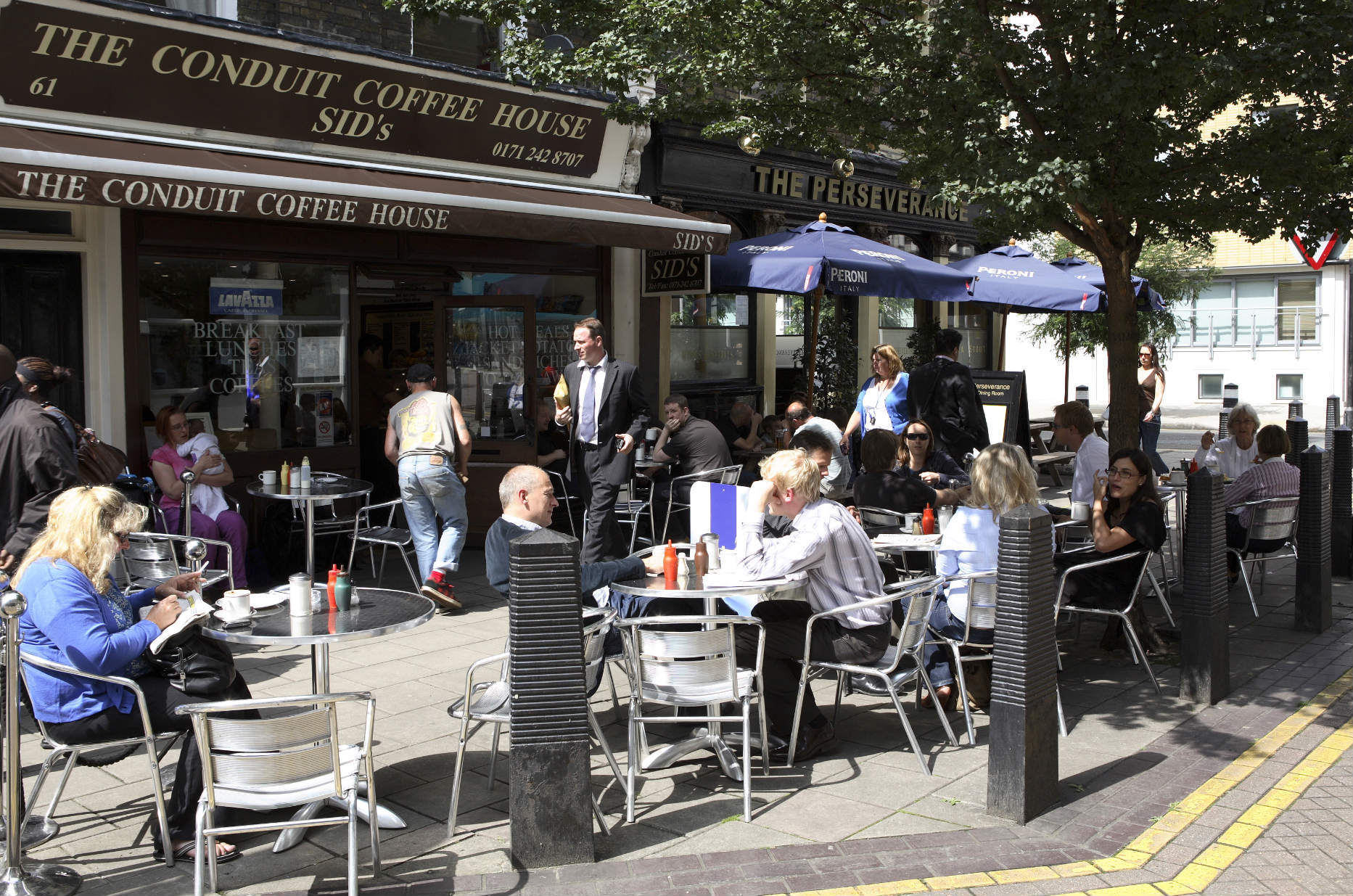 18 reasons to go to Lamb's Conduit Street, WC1