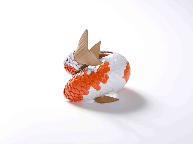 'Koi' bracelet (by David Bielander)