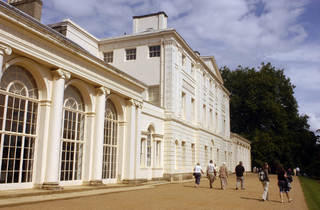 Hampstead Kenwood house