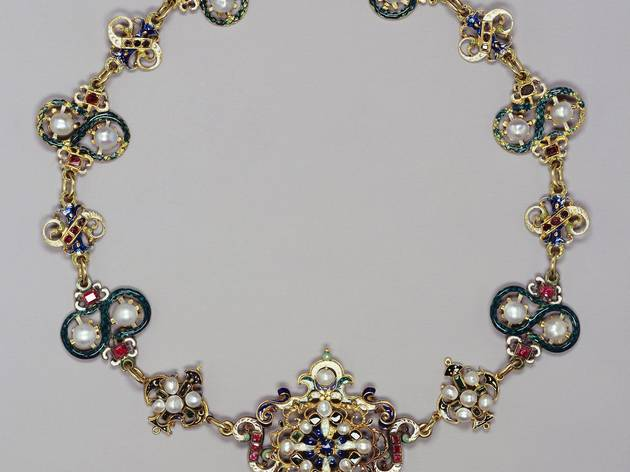 Parure, sixteenth century (Royal Collection Trust/© Her Majesty Queen Elizabeth II 2013)