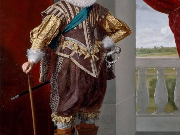 'Charles I', 1628  (by Daniel Mytens)