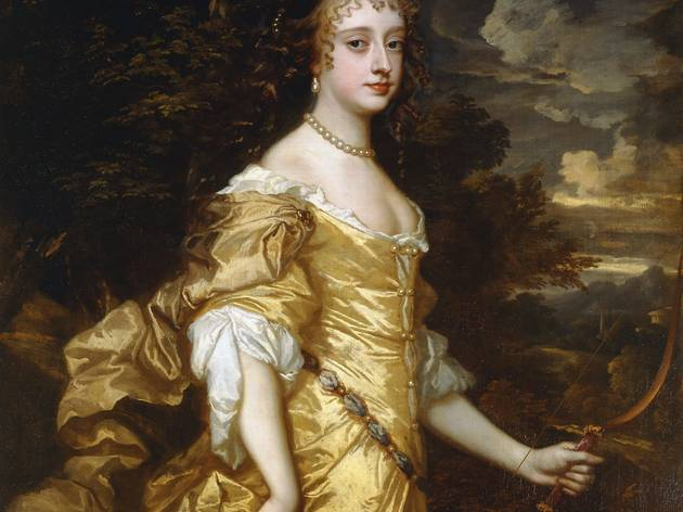 'Duchess of Richmond', c1662  (by Sir Peter Lely)