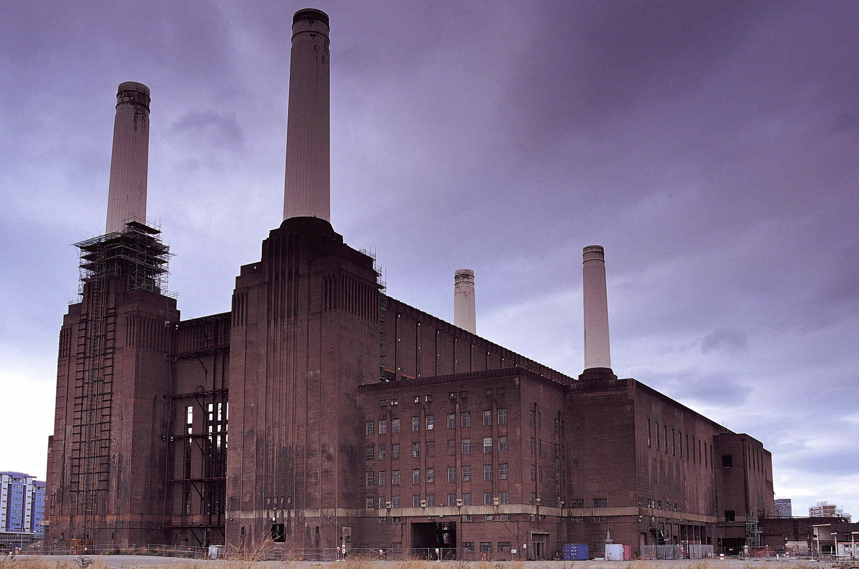 Ten things you didn't know about Battersea Power Station