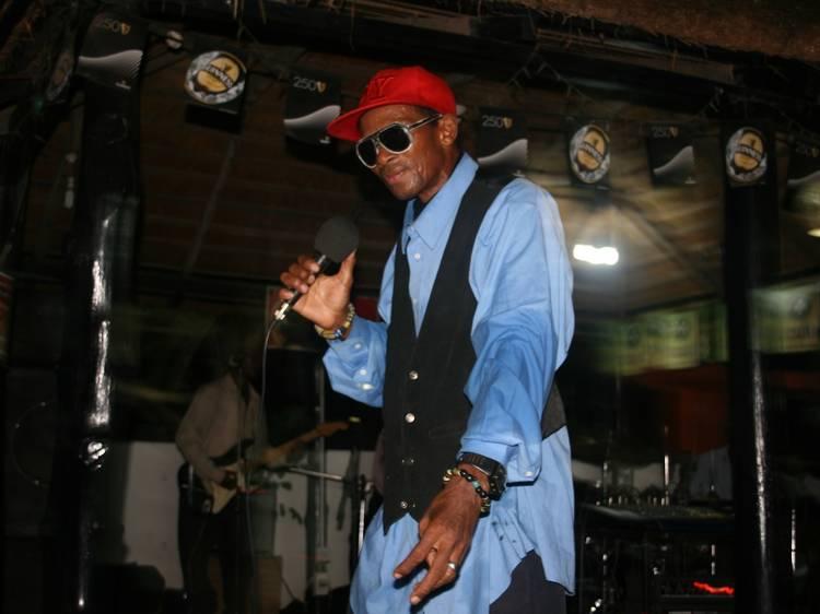 Hear highlife at Chez Afrique