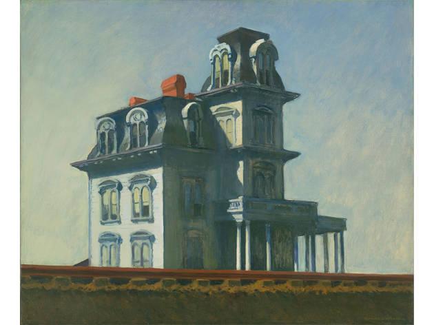 """""""American Modern: Hopper to O'Keeffe"""""""