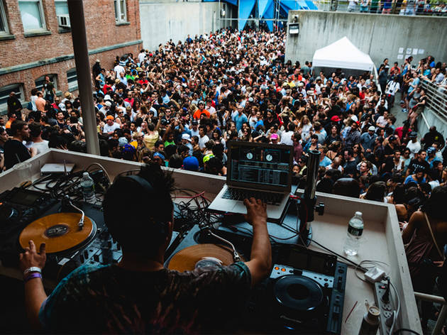 The lineup for MoMA PS1's Warm Up 2013 is here!