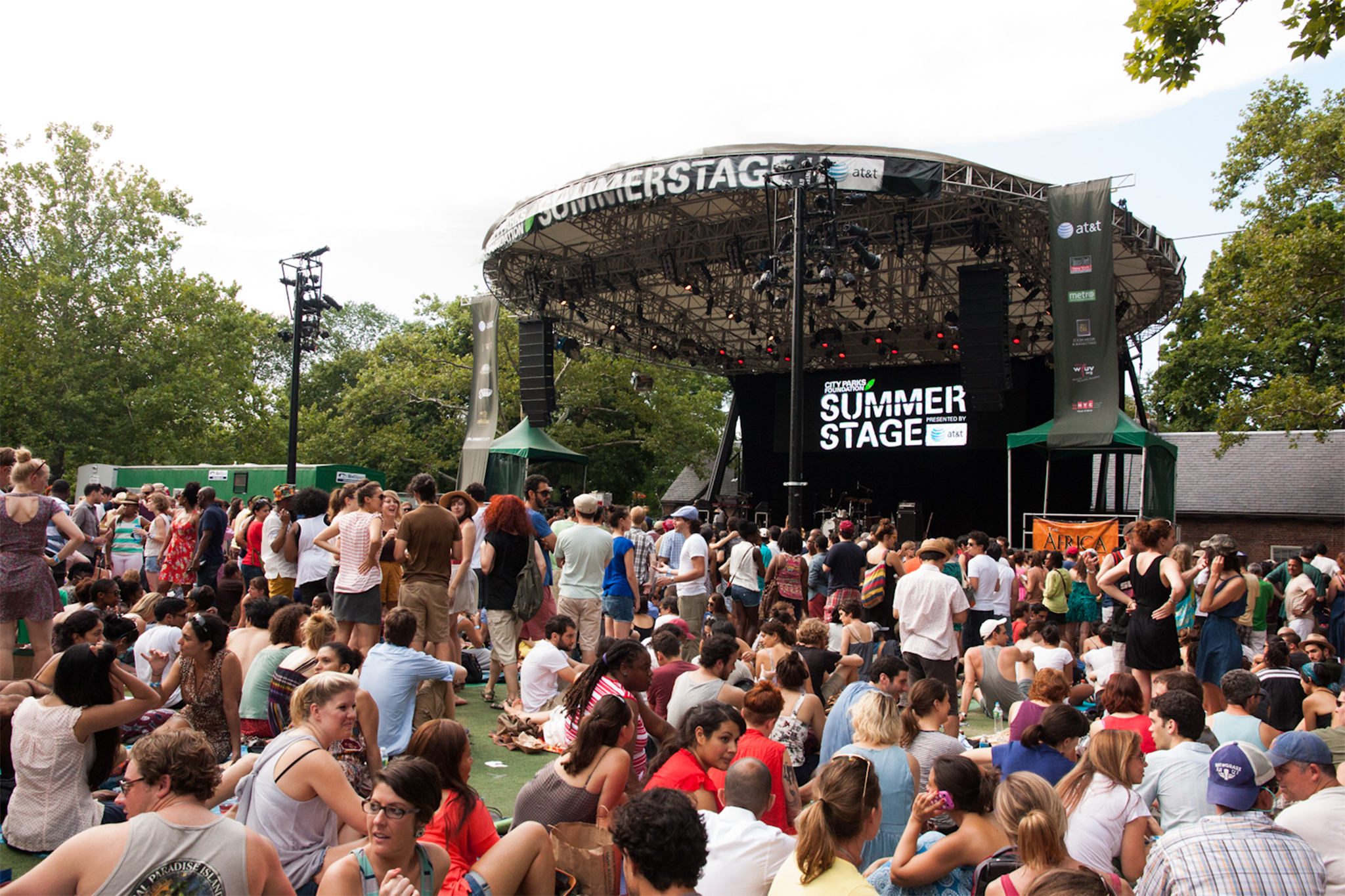 Central Park Summerstage 2019