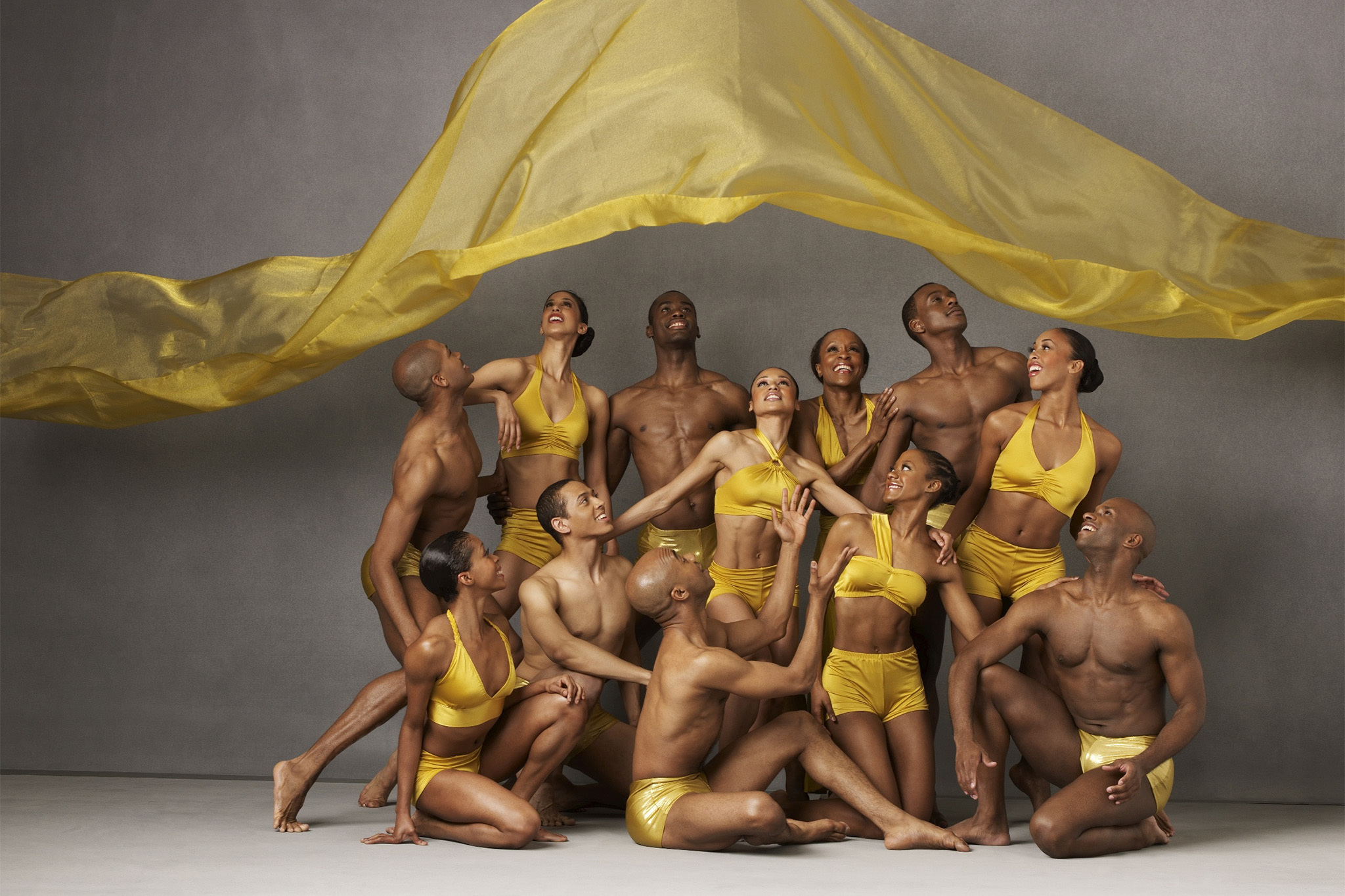 See Alvin Ailey American Dance Theater return to Lincoln Center