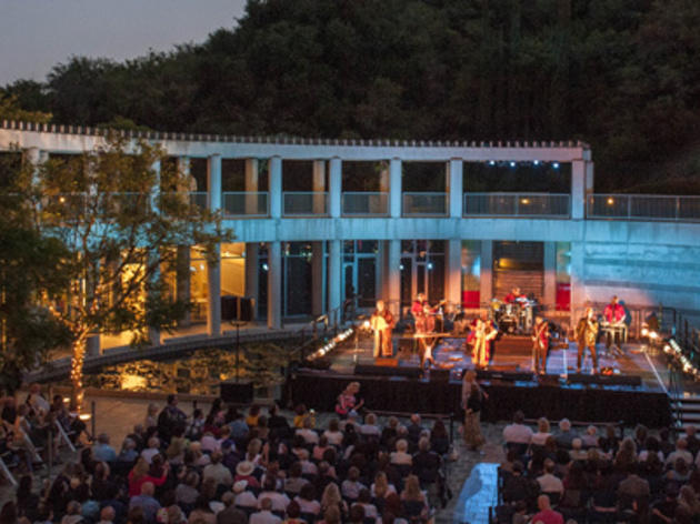 Skirball Cultural Center Sunset Concerts