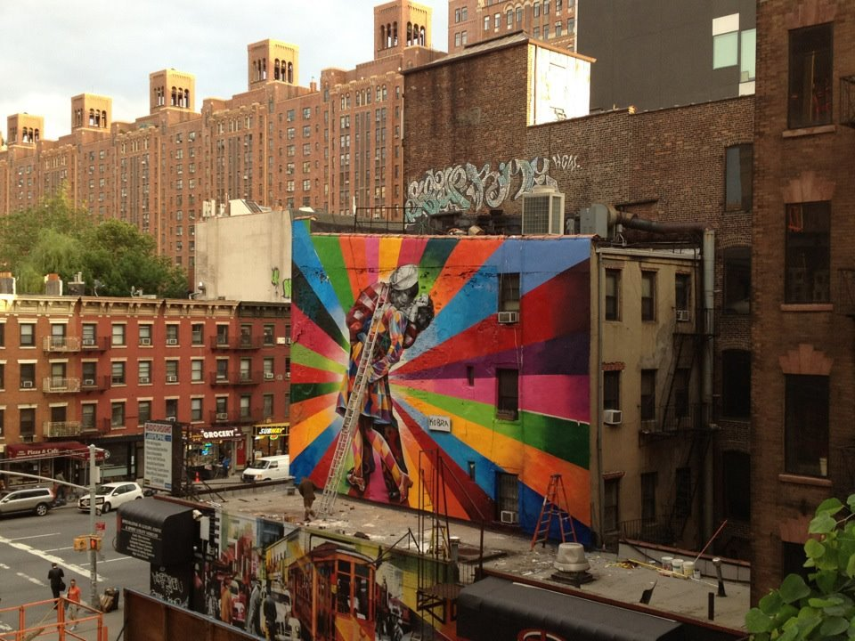 The High Line is getting haunted this year with an epic Halloween bash (for kiddos)