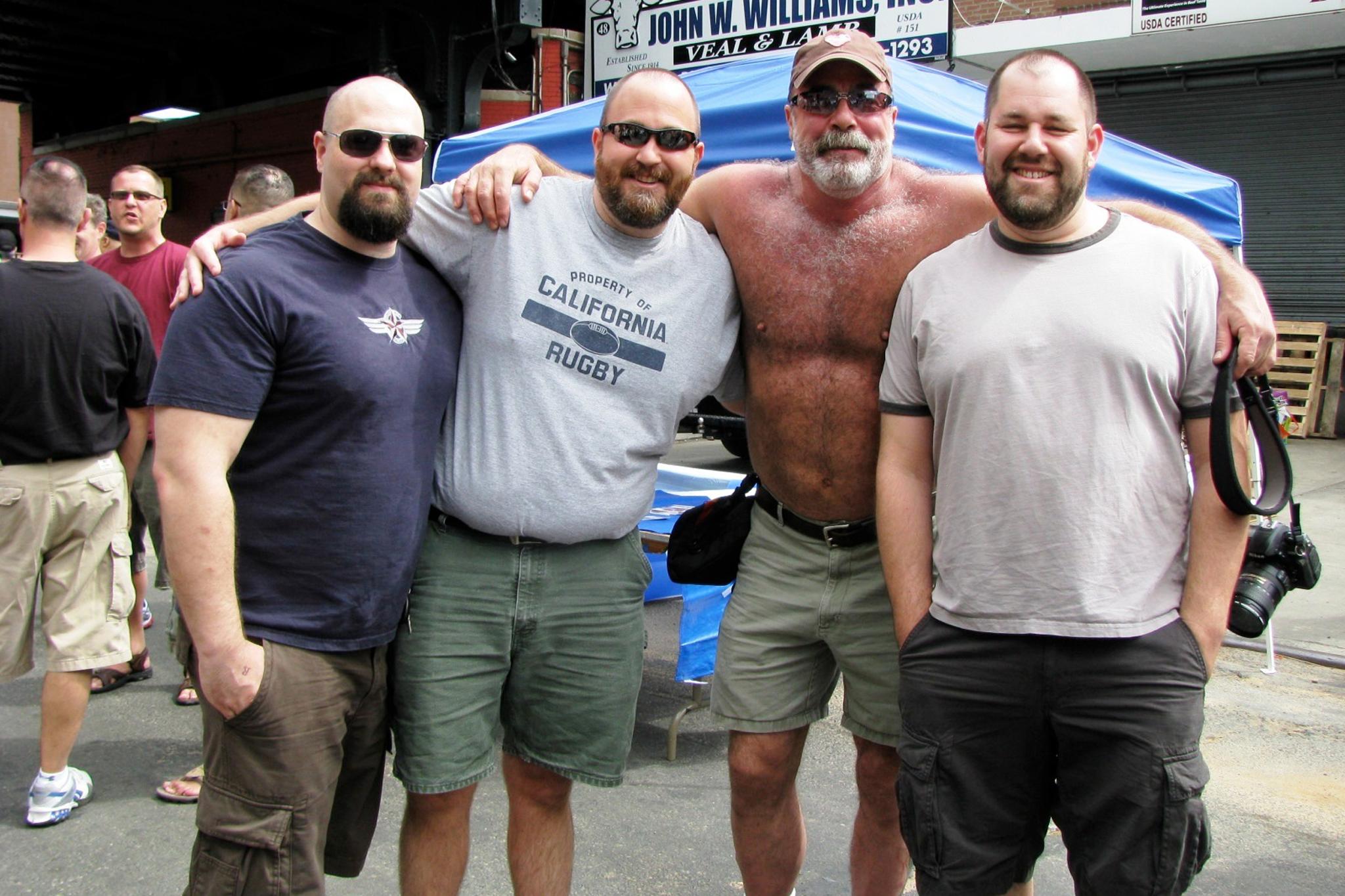Urban Bear Weekend events