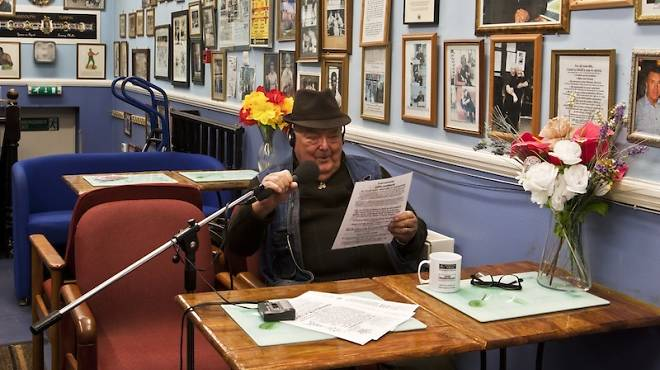 Harry Haward presents 'Calling All Pensioners' on Resonance FM