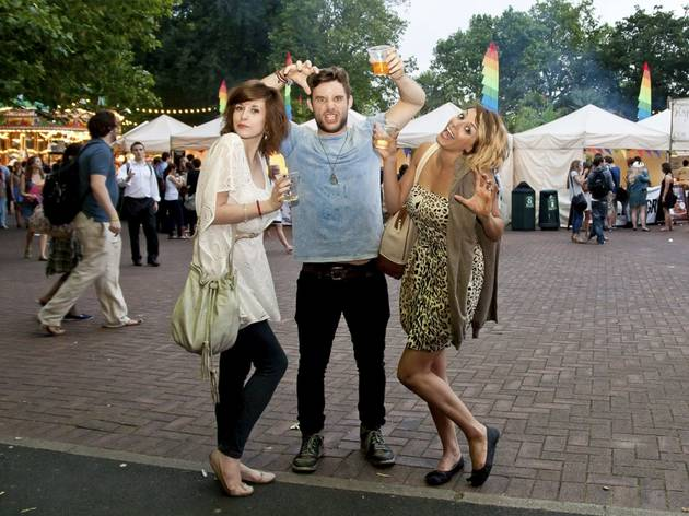 London Zoo Lates (© ZSL London Zoo)