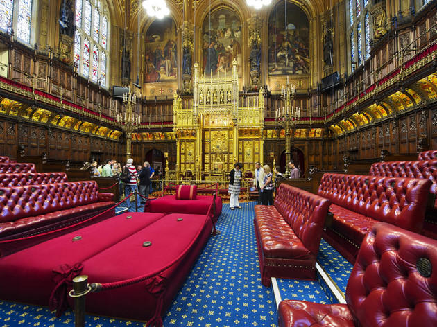Houses of Parliament: Christmas Holiday Tours