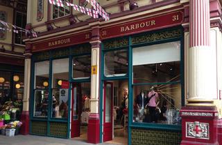 Barbour Leadenhall Market