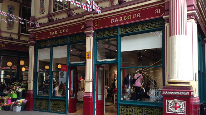 Win £500 to spend at Barbour - Competitions