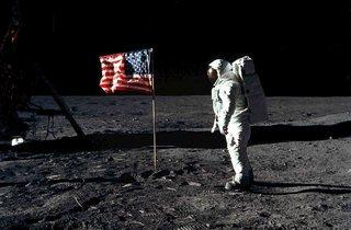 Edwin 'Buzz' Aldrin (© NASA/photograph by Neil Armstrong)