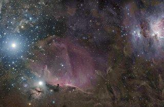 Orion Deep Wide Field (© Rogelio Bernal Andreo, 2009)
