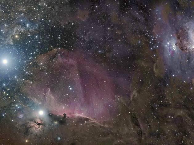 Orion Deep Wide Field (© Rogelio Bernal Andreo, 2009)