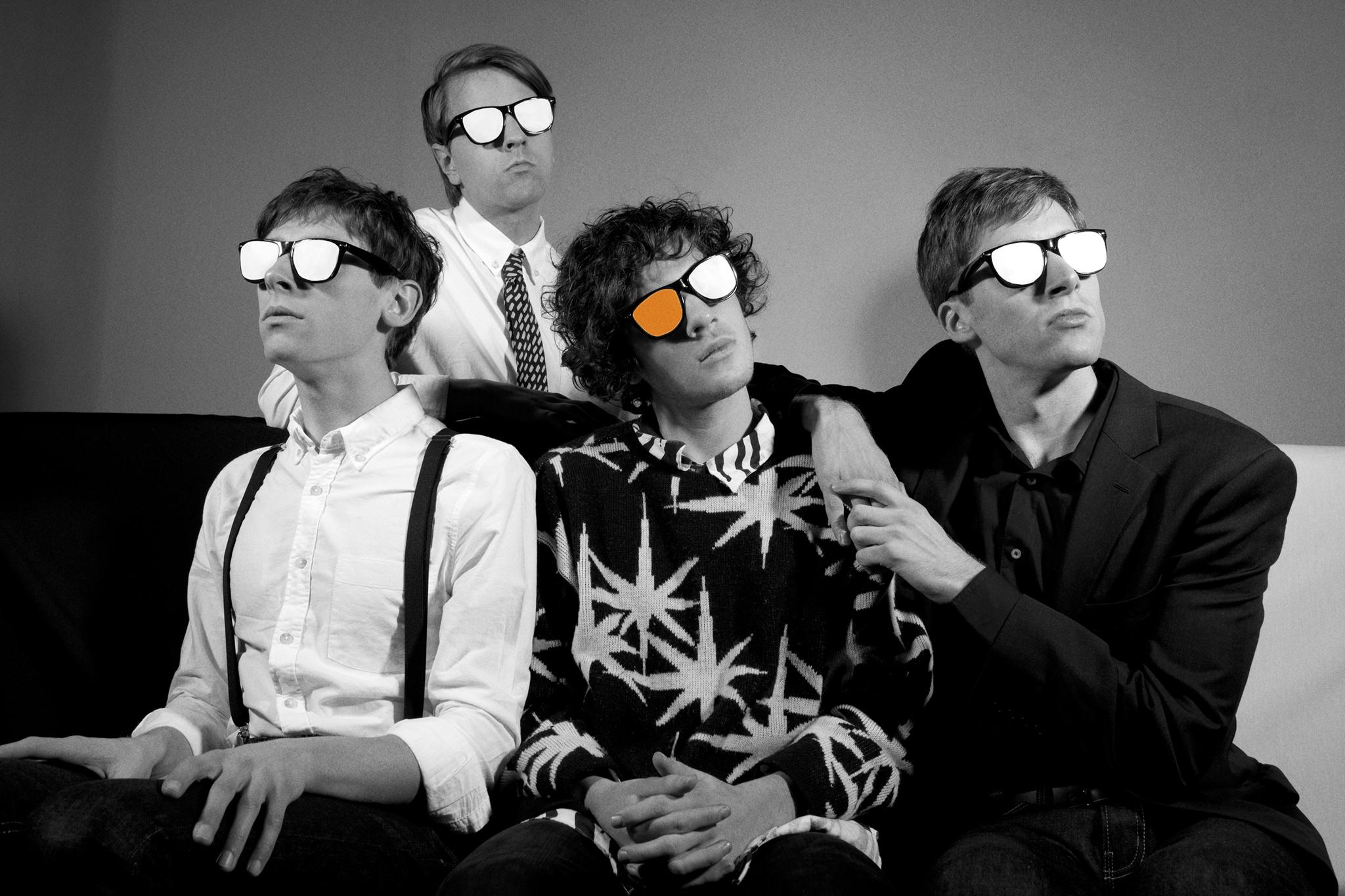 Oberhofer + High Waisted + granny + Junk Boys