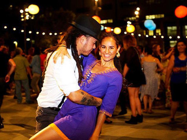 Dance Downtown + DJ Nights