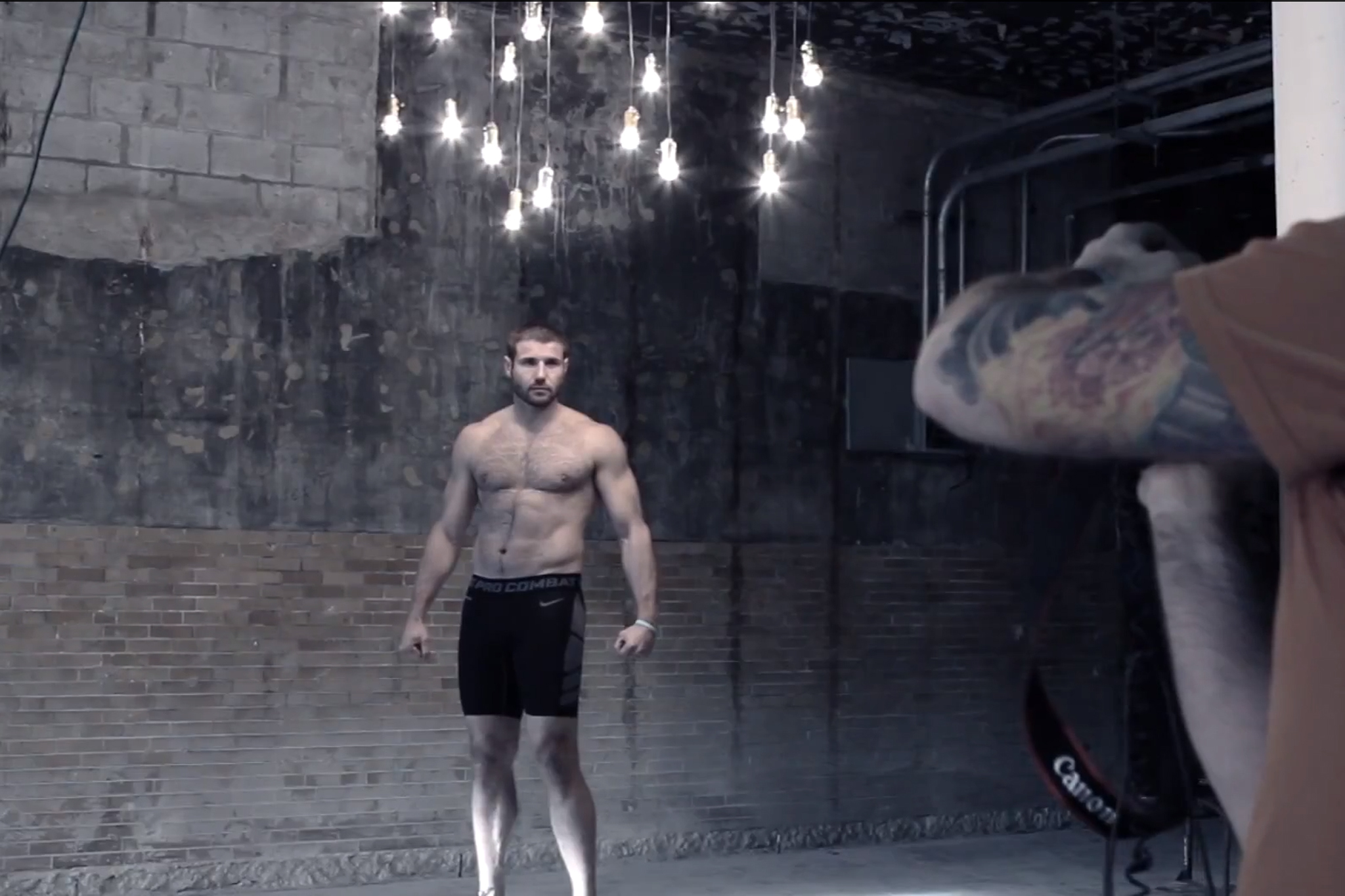 The making of the Ben Cohen calendar