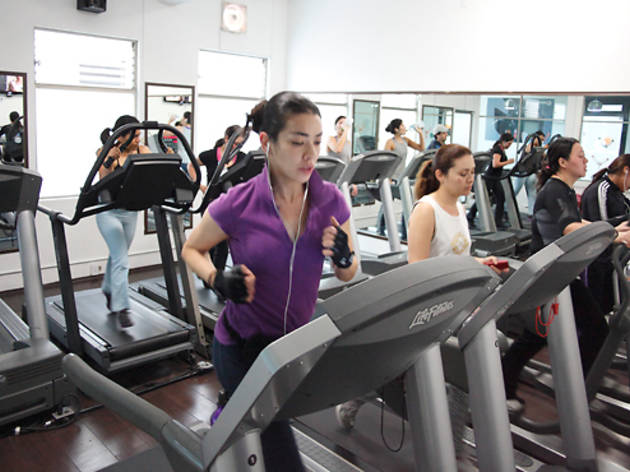 Zona Fitness 24 horas Wellness