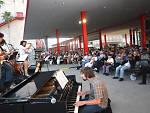 Jazz at LACMA.
