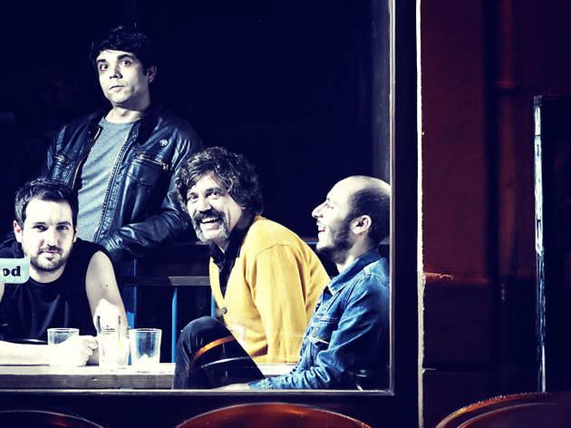 La [2] de Nitsa: Tachenko live! + DJ Coco + Graham