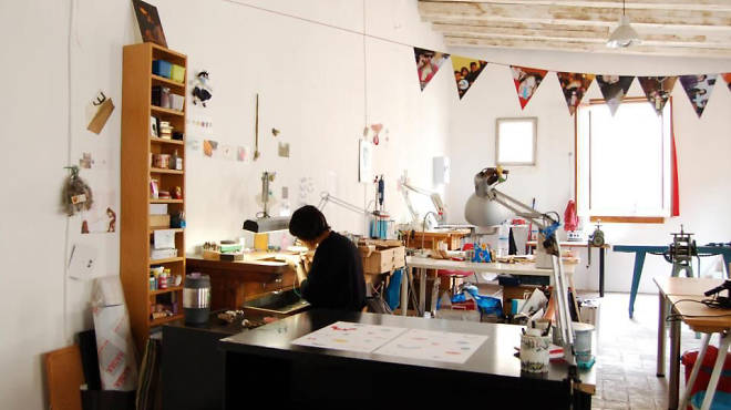 Barcelona's open studio days
