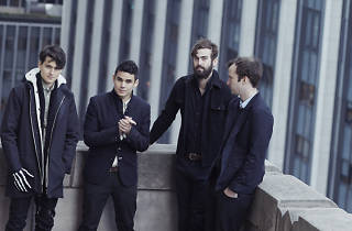 ITUNES FESTIVAL: Vampire Weekend + The Olms