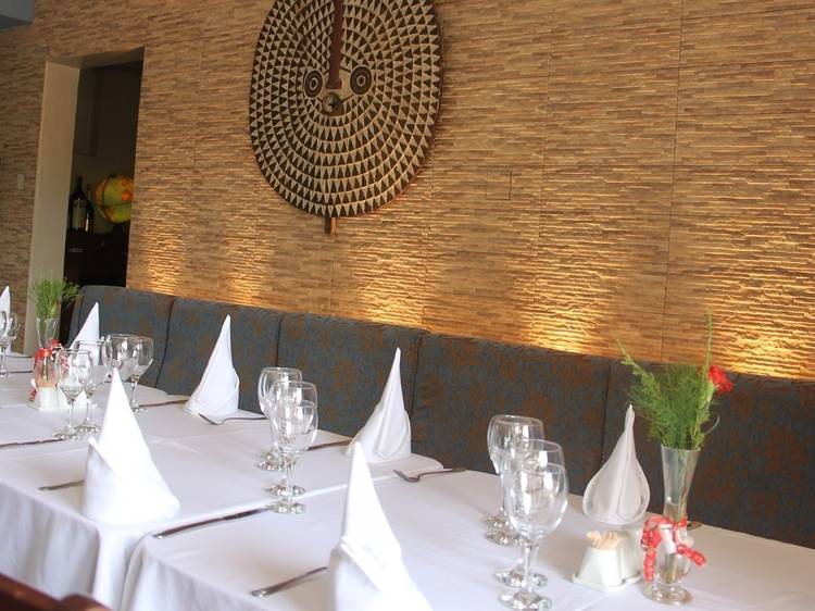 Impress guests at La Chaumiere