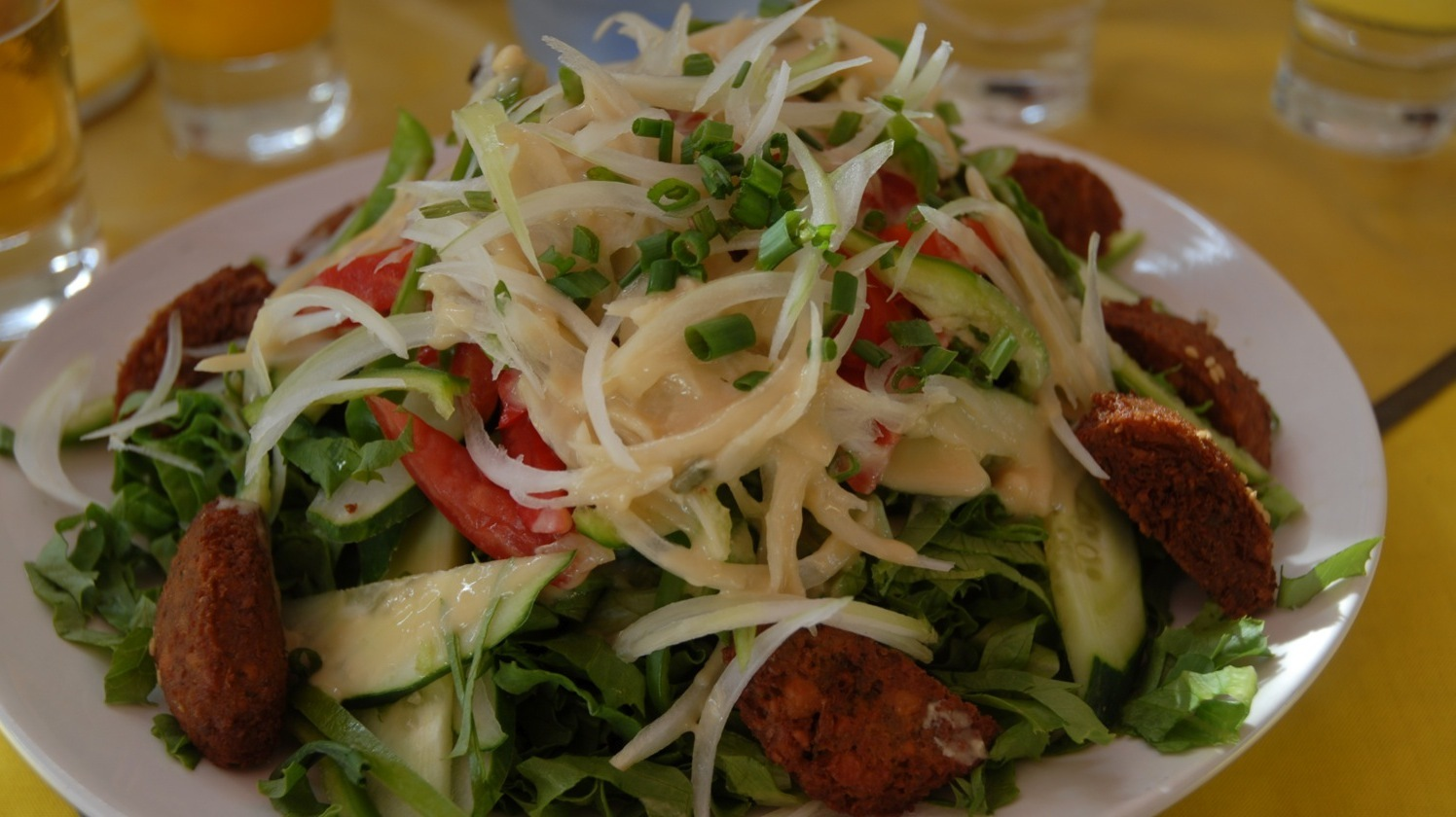 Little India Sunshine Salad Bar