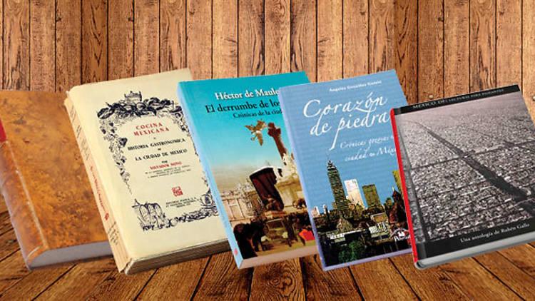 Libros para amar el DF