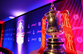 The FA Cup Final: Live