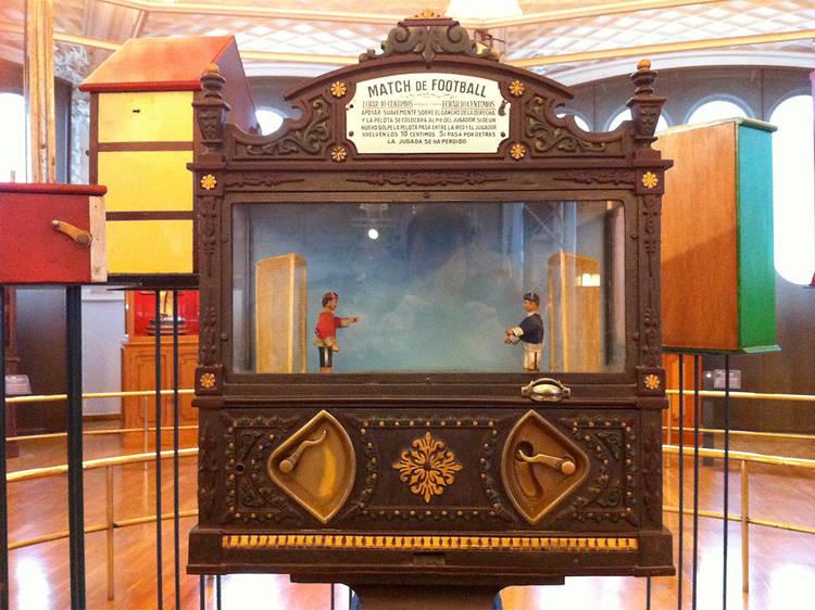 Museu dels autòmats