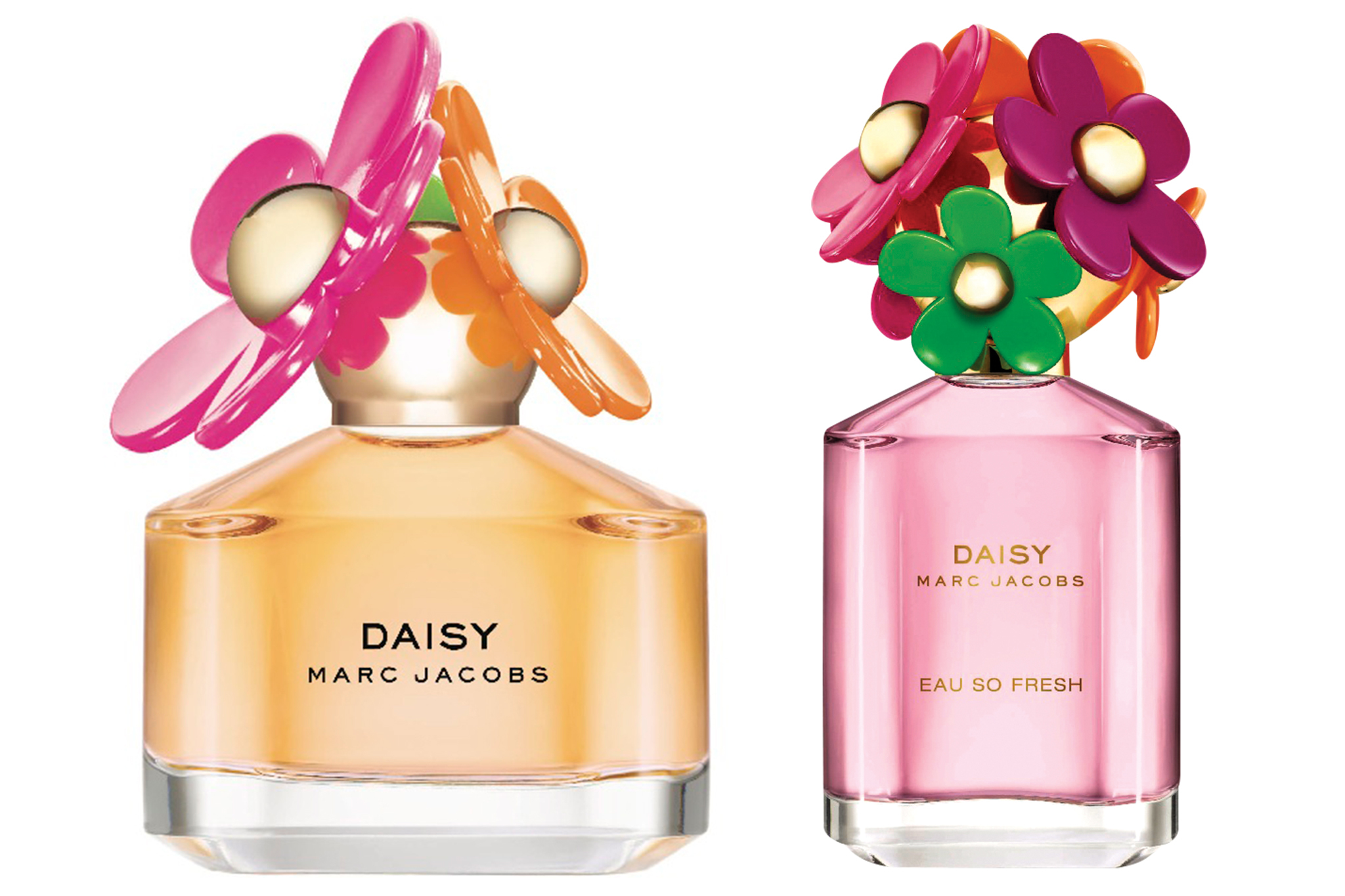 New floral fragrances for Mother's Day (2013)